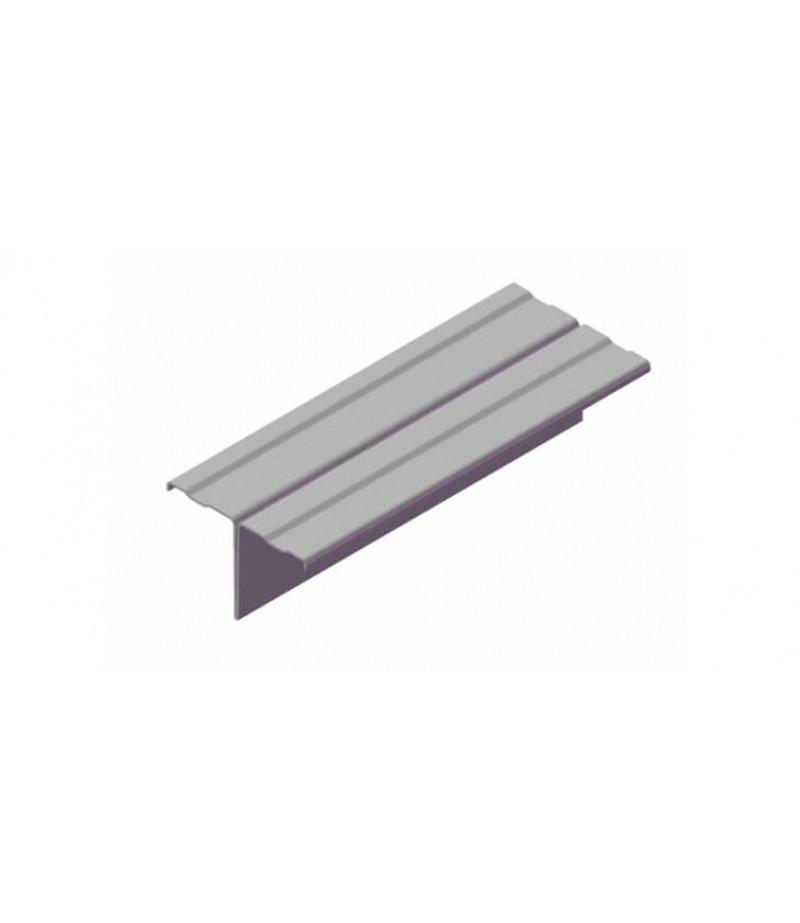 Профиль вертикальный Т-образный оцинкованный