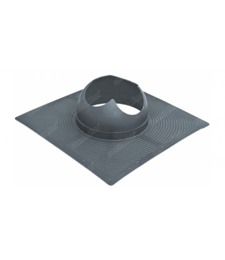 Проходной элемент Krovent Base-VT 110 серый
