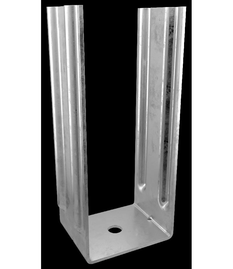 Крепежный кронштейн 100 мм.